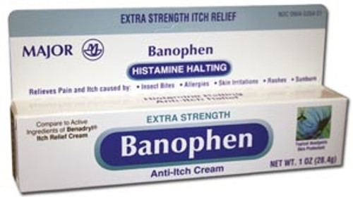 Itch Relief Banophen