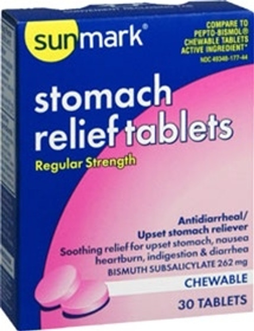 unmark Stomach Relief Tablets