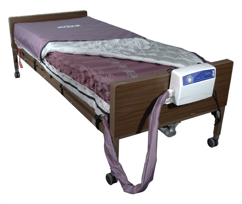 Med-Aire Low Air Loss Mattress Replacement System