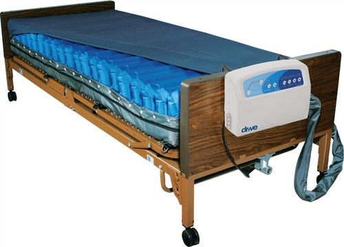 "Med-Aire Plus 8"" Alternating Pressure and Low Air Loss Mattress System"