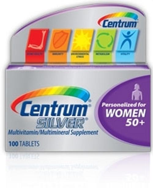 Multivitamin Supplement Centrum