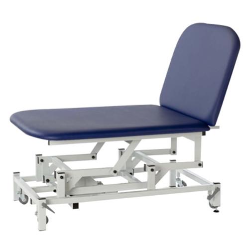 """Treatment Table - Electric Hi-Low, Bobath, 77"""" L X 42"""" W X 17 - 37"""" H, 2-Section, Castors"""