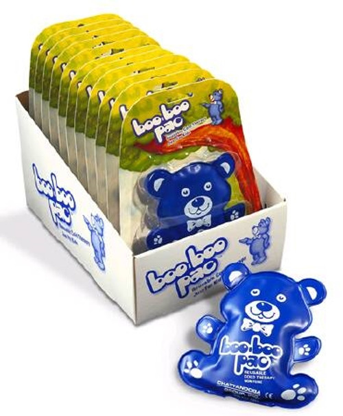 Cold Pack Boo-Boo Pac General Purpose Pediatric Vinyl Reusable