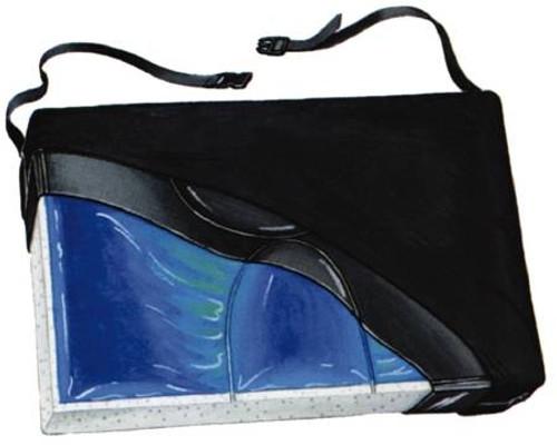 Seat Cushion Position-Plus+ w/ Low-Shear Cover - Gel / Foam