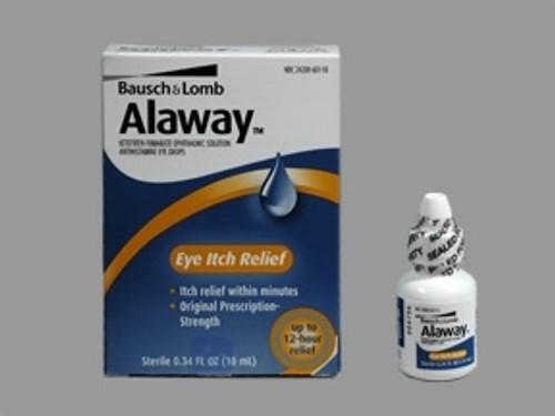 Antihistamine Eye Drops Alaway