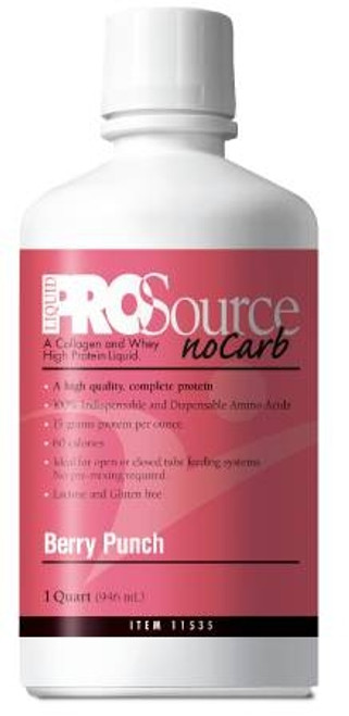 NoCarb ProSource Protein Supplement - 32 oz. Berry