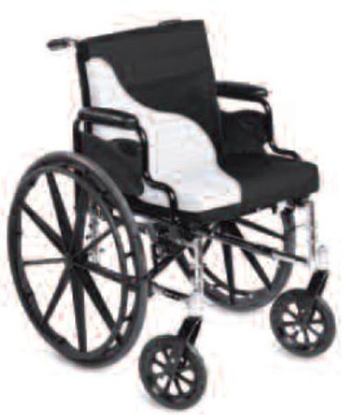 Short-Wave Seat / Backrest Cushion Combination