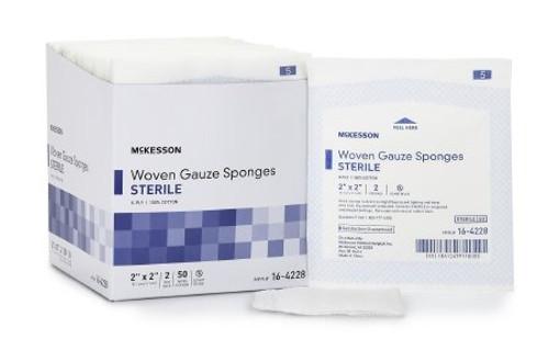 Gauze Sponge McKesson Cotton Gauze