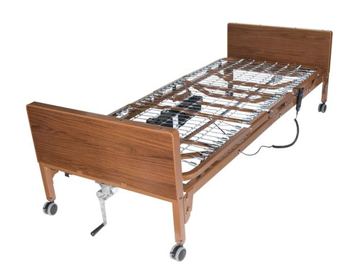 Semi Electric Ultra Light Plus Hospital Bed