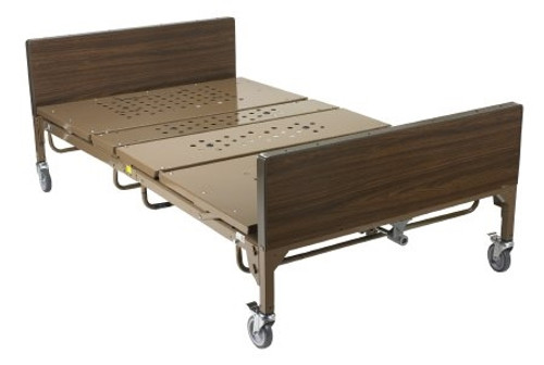 Electric Bed Bariatric Spring Deck