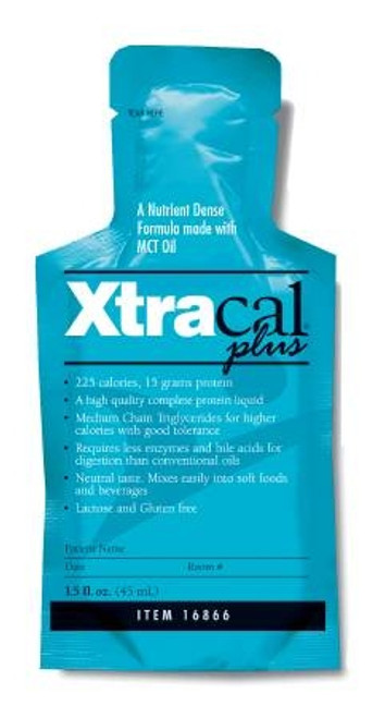 Calorie & Protein Supplement XtraCal Plus, Singles