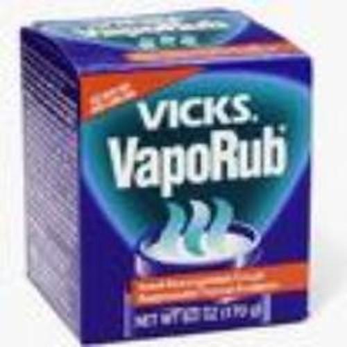 Chest Rub Vicks VapoRub