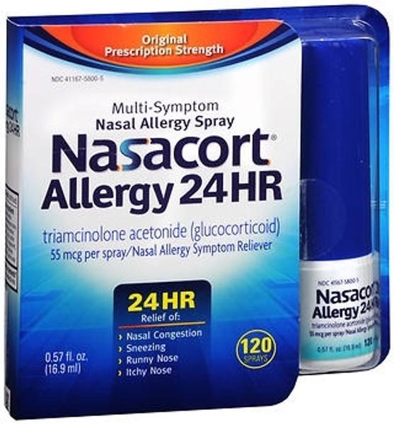 Allergy Relief Nasacort