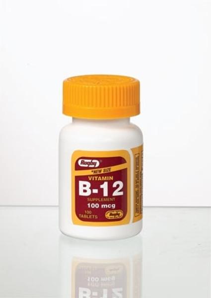 Vitamin B-12 Supplement Major