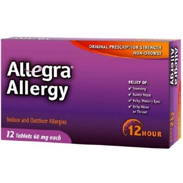 Allergy Relief Allegra