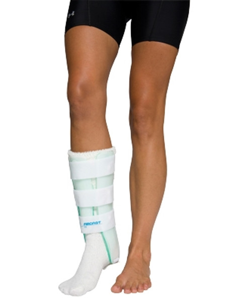 Air Stirrup Leg Brace with Anterior Panel