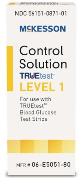 Glucose Control Solution