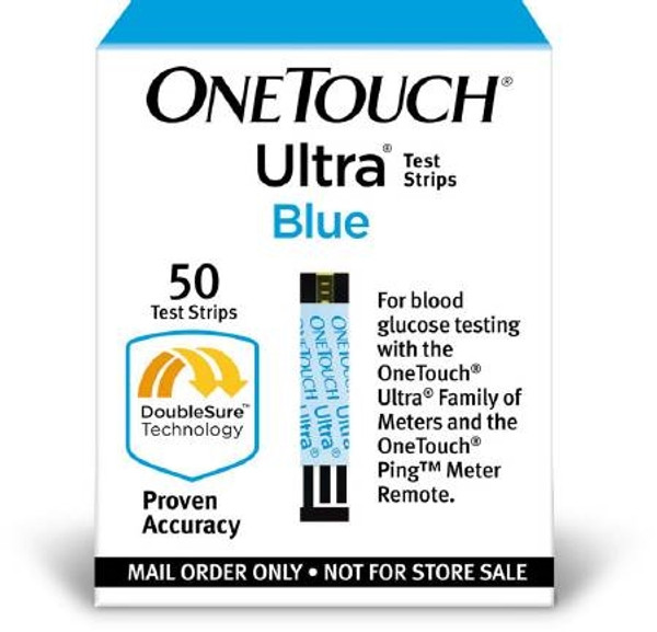 Blood Glucose Test Strips OneTouch