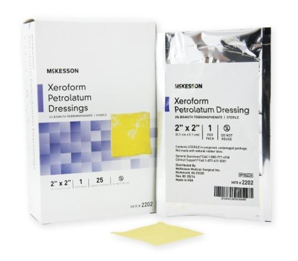 Xeroform Petrolatum Dressing