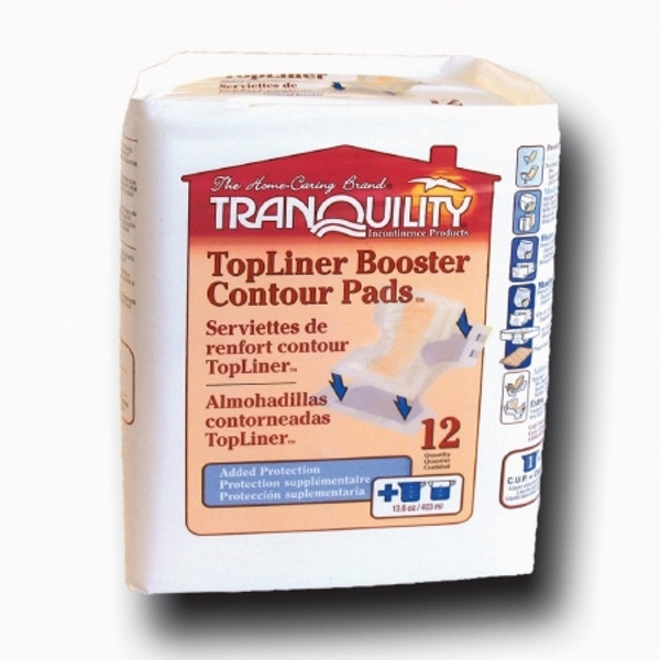 Incontinence Booster Pad TopLiner