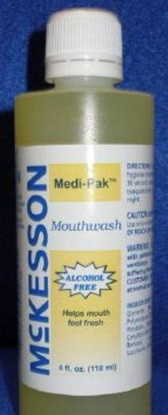 medi-pak mouthwash