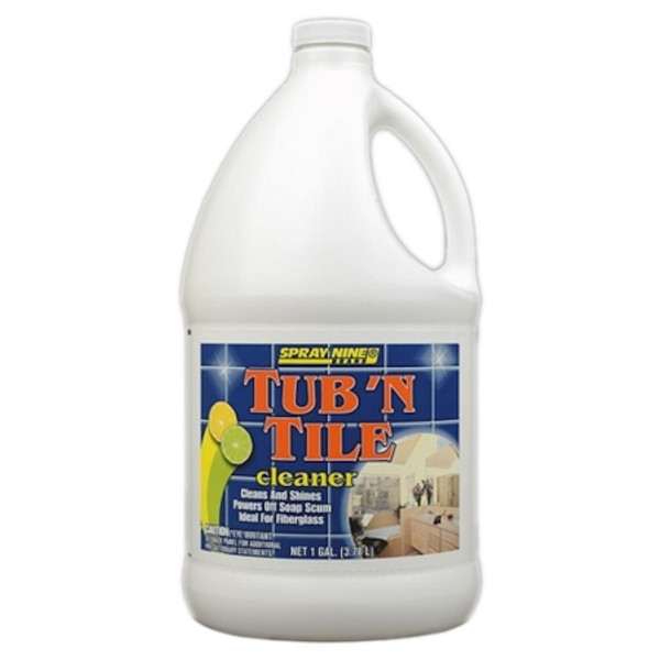 CLEANER TUB & TILE 1GL
