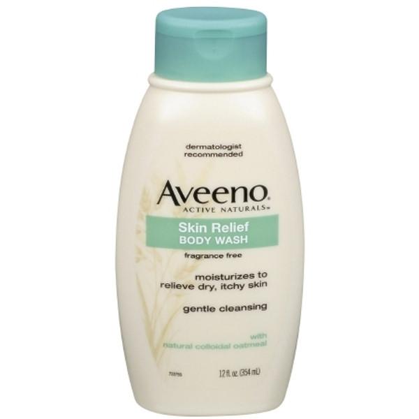 Body Wash Aveeno