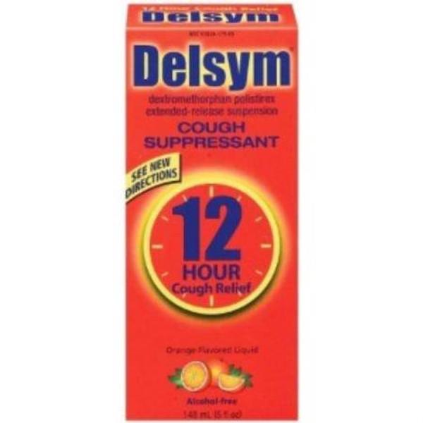Cough Relief Delsym