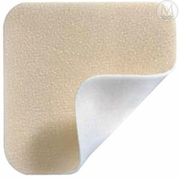 Thin Silicone Foam Dressing Mepilex Lite Silicone Adhesive without Border Sterile