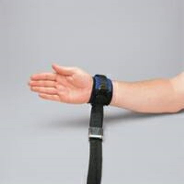 Ankle Restraint Twice-as-Tough Cuffs Hook and Loop Closure 1-Strap
