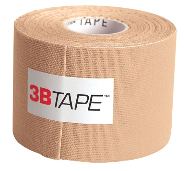 "3B Tape, 2"" X 16.5 Ft, Latex-Free"