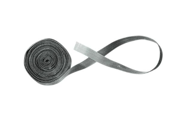 """1"""" elastic stretchable loop material, 25 yard dispenser box"""