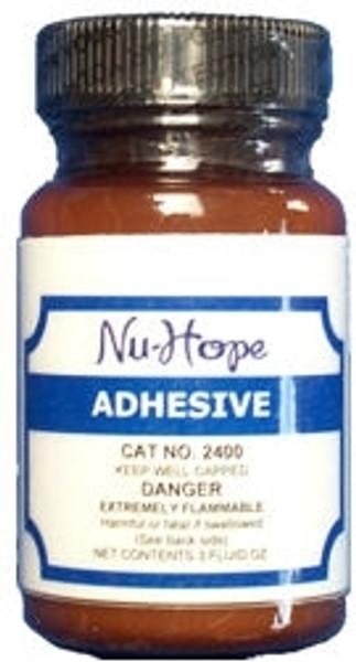 Adhesive Cement Nu-Hope 3 oz.,