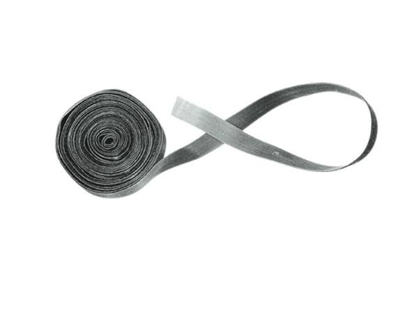 """2"""" Elastic Stretchable Loop Material, 25 Yard Dispenser Box"""