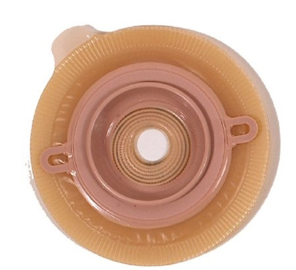Ostomy Barrier Assura Trim to Fit, Extended Wear Double Layer Adhesive