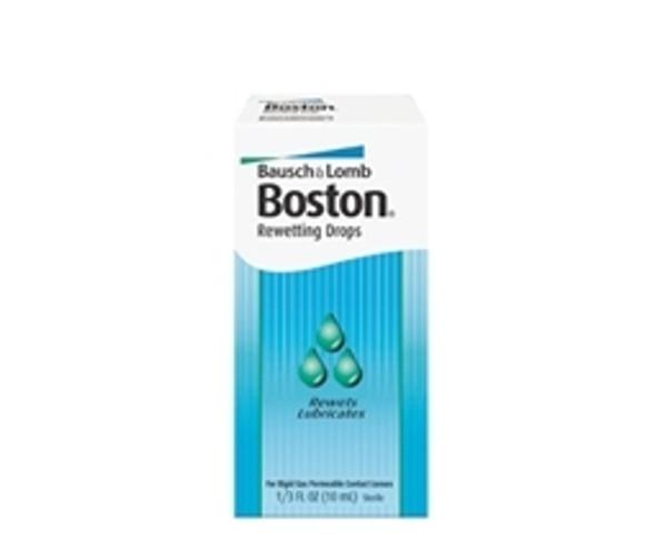 Contact Lens Rewetting Drops Boston