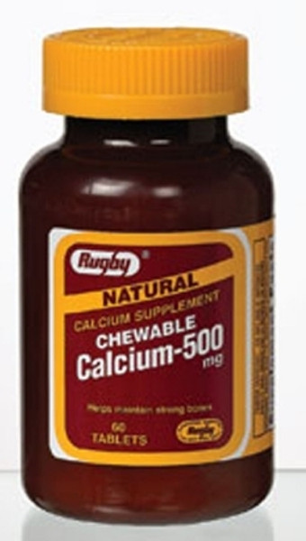 Calcium with Vitamin D Supplement Rugby
