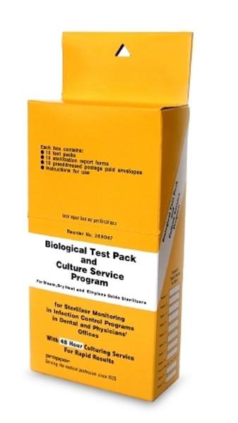 Biological Indicator Test Pack