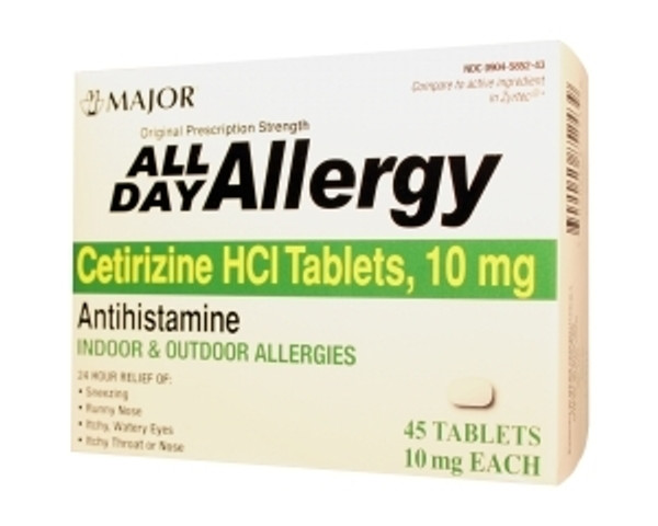 Allergy Relief All Day 10 mg