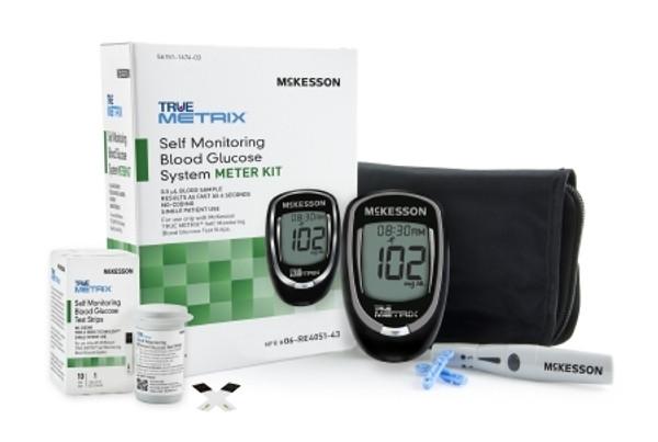 Self Monitoring Blood Glucose Monitoring System