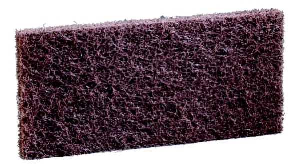 3M Doodlebug Brown Scrub 'n Strip Pad
