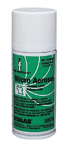 Aerosol First Impression