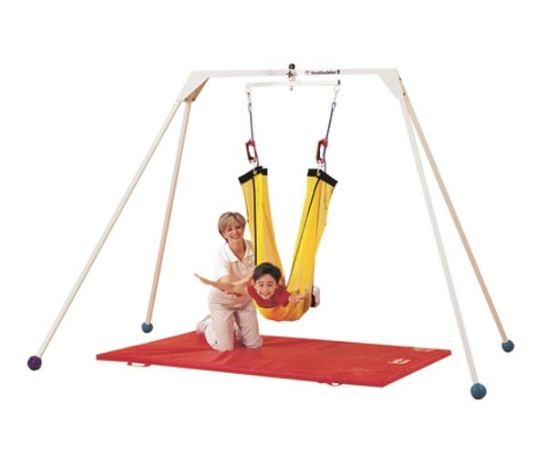 tumble forms vestibulator prone net swing