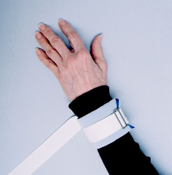 Ankle / Wrist Restraint Dispos-A-Cuff One Size Fits Most Tie Strap 1-Strap
