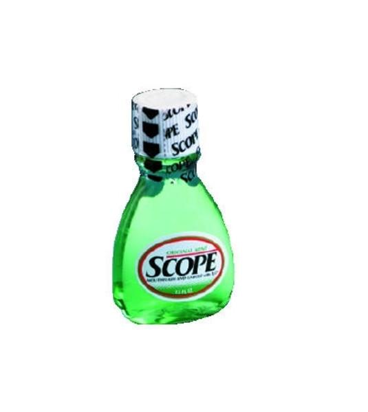 Mouthwash Scope