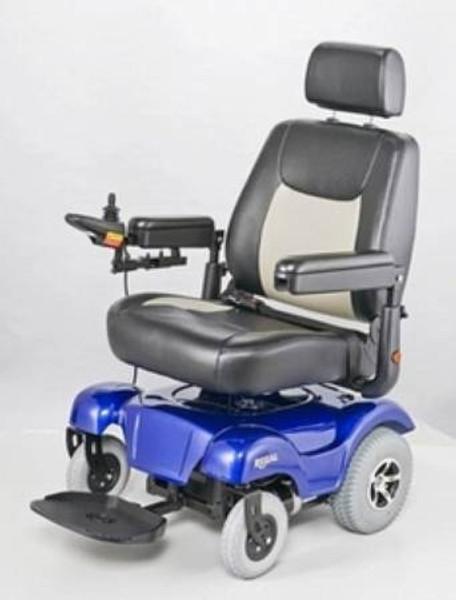 Wheelchair Padded, Lightweight and Adjustable