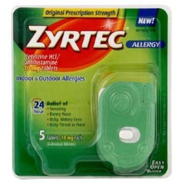 Allergy Relief Zyrtec