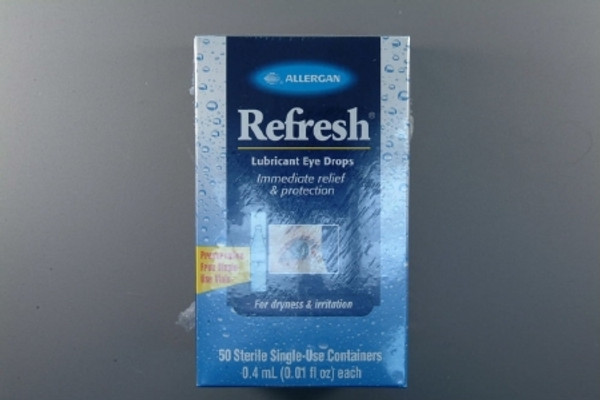 Allergan Pharmaceutical Refresh Lubricant Eye Drops 1
