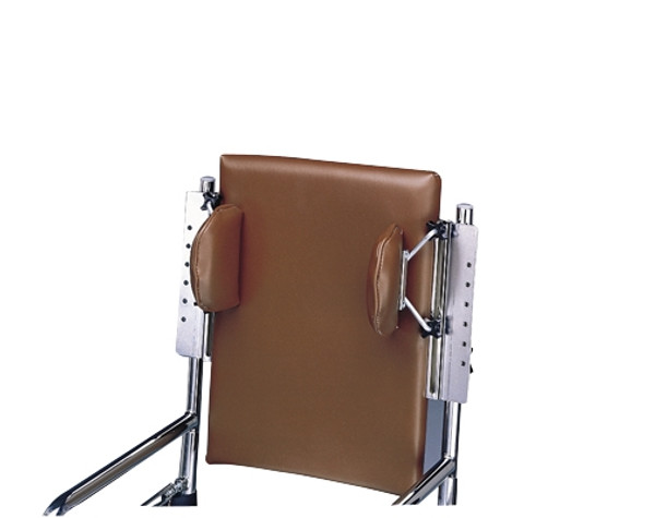 lateral supports for roll and multiuse chairs
