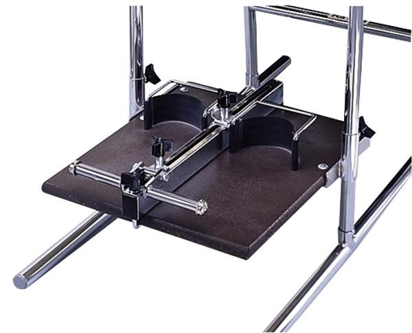 adjustable foot bracket for deluxe adj chair